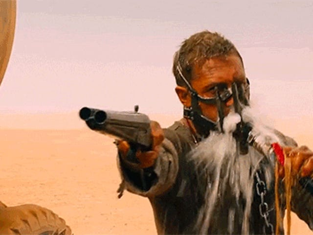 Just Hearing the Sounds from Mad Max: Fury Road Makes My Eyes Happy