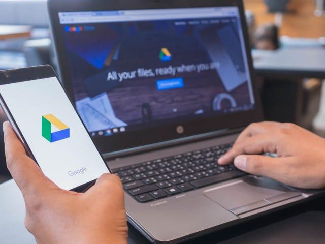 Try Using Google Drive as a Progressive Web App