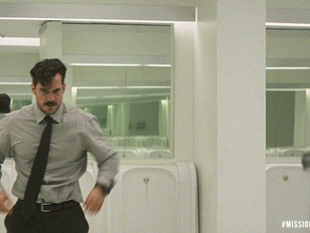 <i>Krypton</i> tải lên một cái gật đầu xuất sắc tại Siêu diễn viên Henry Cavill