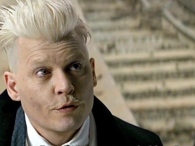 J.K. Rowling Finally Addresses Johnny Depp's Fantastic Beasts Casting and It's Massively Disappointing