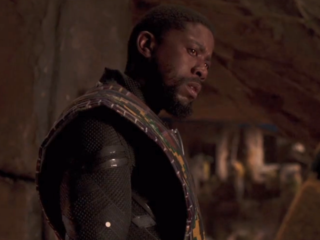 New Black Panther Deleted Scenes Focus on T'Chaka's Influence on the Future King