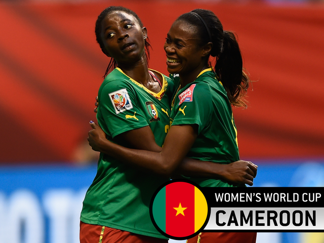 Cameroon, The Cinderellas Of The Last World Cup, Are Back For Another Dance