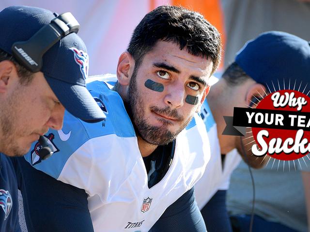Pourquoi votre équipe suce 2017: Titans du Tennessee <em></em>