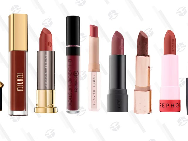 Anti-Nude Lipsticks Are The Future I Believe In
