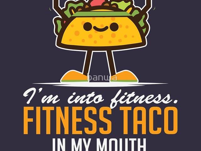 Fitness Post/OT/Whatevs :)