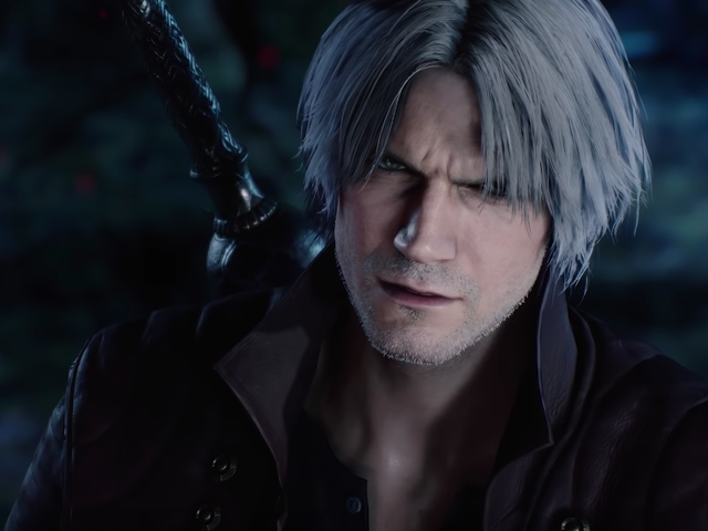 Dante Makes Devil May Cry 5 A Very Good Time