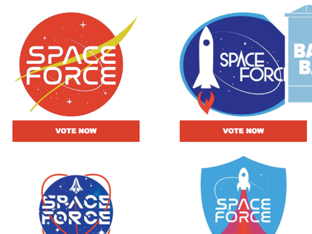 Space ... Force ... ???