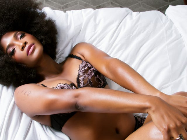 This Is the Year You Love Yourself in Lingerie