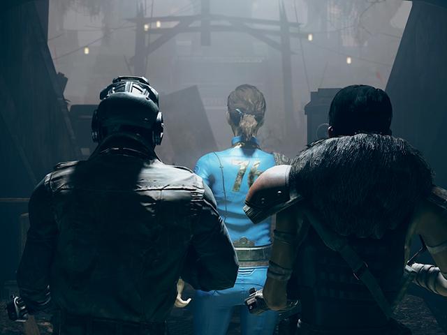 การอัปเดตครั้งยิ่งใหญ่ครั้งใหญ่ของ Fallout 76 นั้นล่าช้าไปหนึ่งสัปดาห์