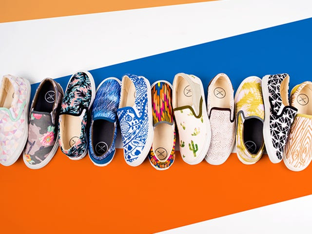 Save 25% On A Pair Of Travel-Inspired, Handmade Sneakers From Inkkas (From $49)