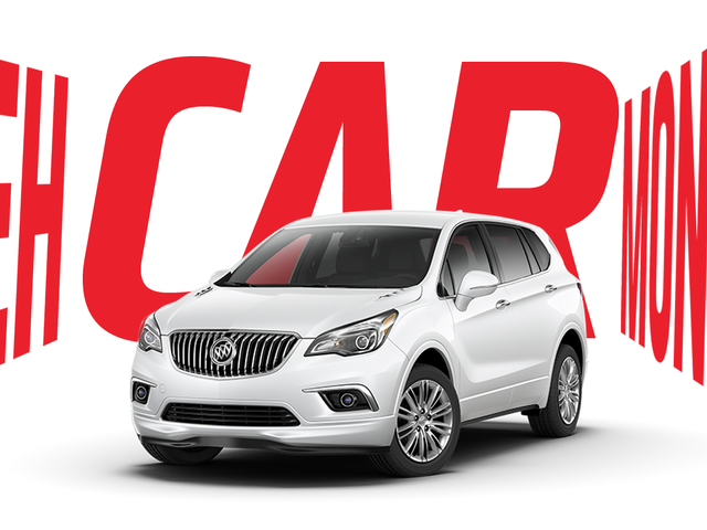 Meh Car Monday: Envision Ennui With The Buick Envision