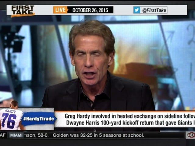 Γιατί θα μπορούσε κάποιος να υπερασπιστεί τον Greg Hardy;