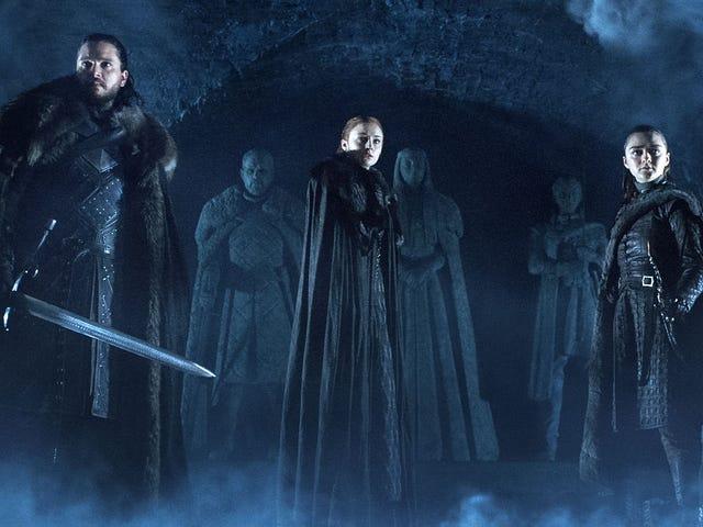 HBO revela cuánto durarán los episodios de la temporada final de Juego de Tronos