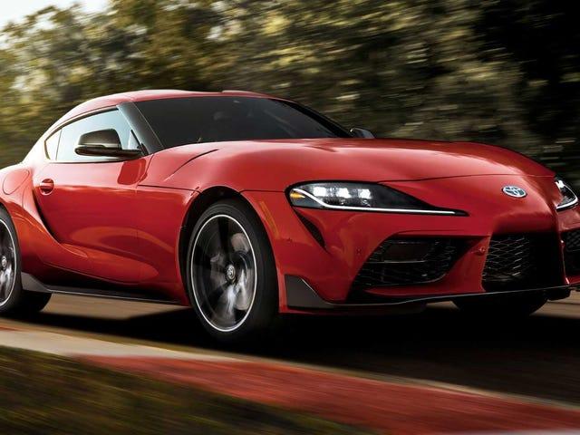 2020年トヨタスープラは335 HPでついに登場、4.1秒でゼロから60まで