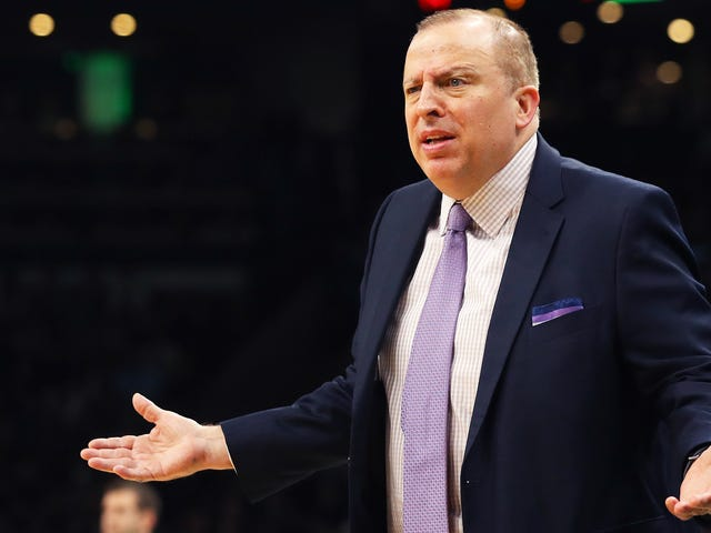 Timberwolves Get The Inevitable Done Early, Fire Tom Thibodeau