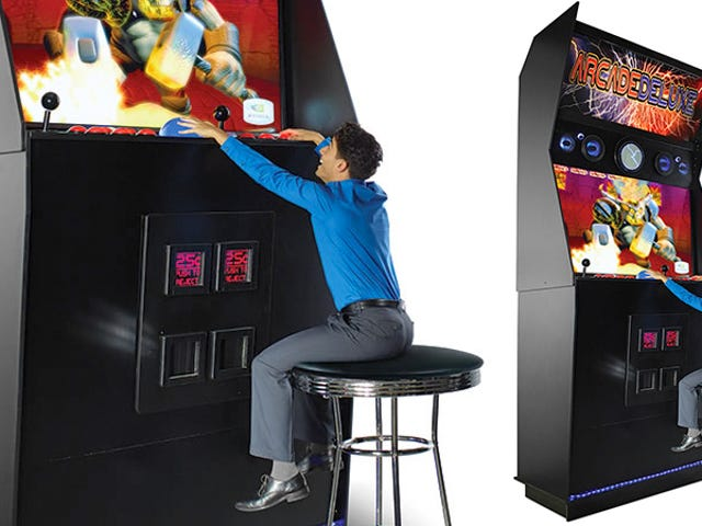 The World's Largest Arcade Cabinet Costs Only $100,000