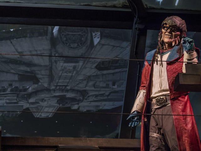 Disneys Millennium Falcon Ride vil tage dig med på forskellige eventyr i fremtiden