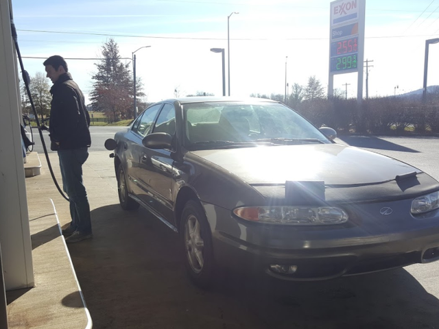 My $1 Oldsmobile Kicked Ass On A 1,400-Mile Trip And Now I'm In Love With A Boring Car