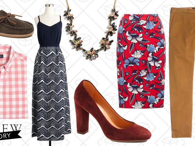 Make Your Wardrobe Ready for Spring With an Extra 30% Off at J.Crew Factory