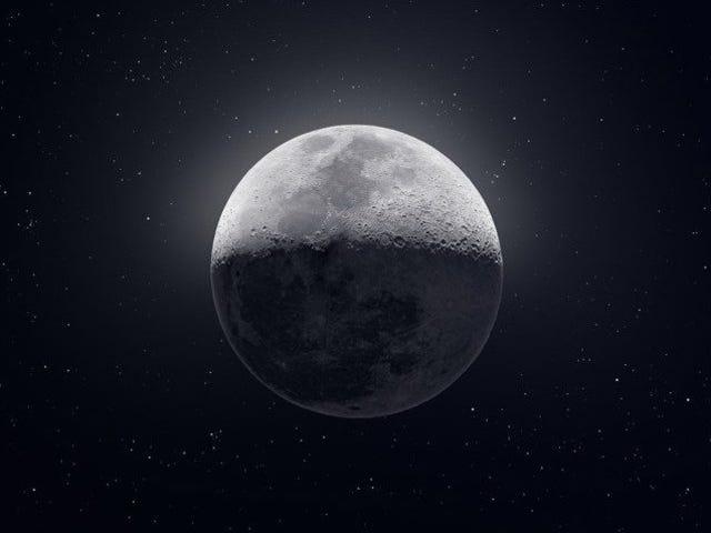 Hicieron falta 50.000 fotos para construir una de las imágenes más asombrosas y detalladas de la Luna