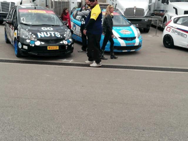 Суббота в Pirelli World Challenge