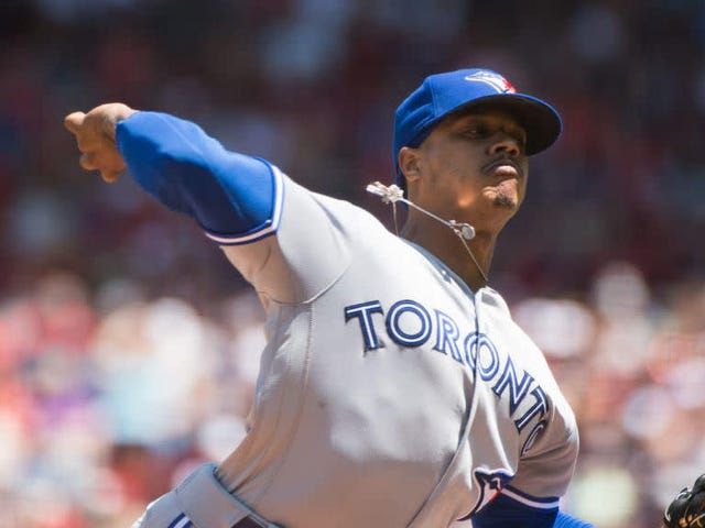 """Marcus Stroman May As Well Have Worn A """"Please Trade For Me!"""" Sign Into Yankee Stadium"""