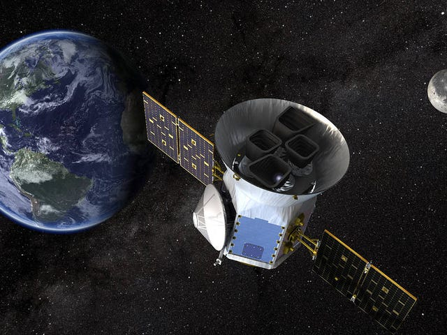 NASA's Newest Planet Hunter Will Do What Kepler Couldn't