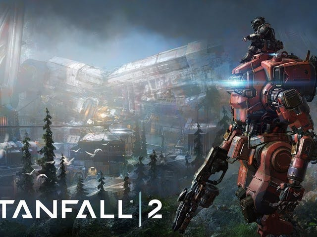 Titanfall 2's latest piece of free DLC Monarch's Reign releases on the 30th