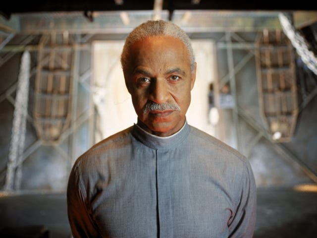 Firefly's Shepherd, Ron Glass, Dies at 71 (Update)