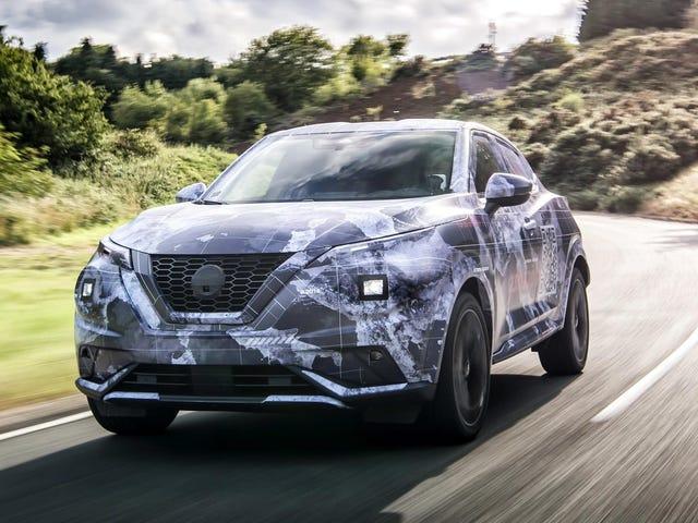 The New Nissan Juke Sure Looks... Jukish