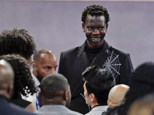 Bol Bol Heads To Denver Nuggets After Agonizing Draft Night Slide