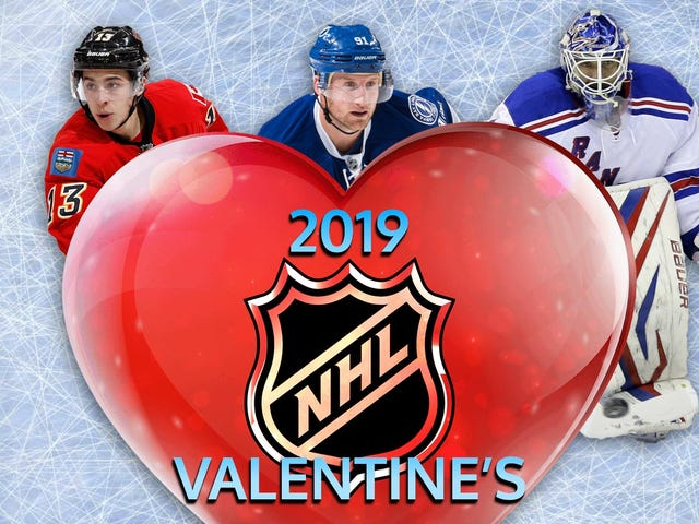 2019 NHL Valentine's
