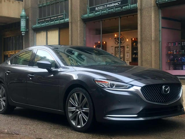 The $34,750 2019 Mazda 6 Signature Reminded Me How Good Sedans Can Be