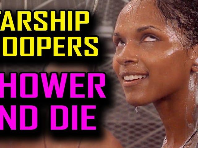 <i>Starship Troopers</i>悲劇は陽気な<i>Real Fake History</i>