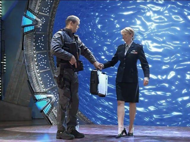 星际之门:亚特兰蒂斯Rewatch  - 第4季,第3集团团长和第4集Doppelganger