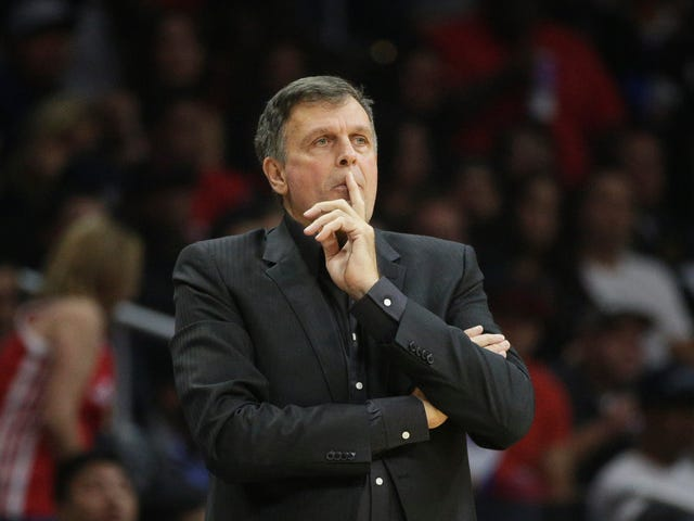 "Kevin McHale Doesn't Realize He's On Air, Calls Someone A ""Dickhead"""