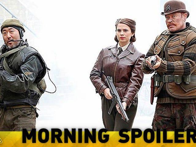 Apa yang Howard Stark Hiding di <i>Agent Carter</i> ?