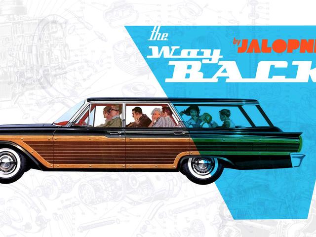 Datanglah Kereta Projek Bicara Di Kumpulan Facebook Baru Kami, The Way Back