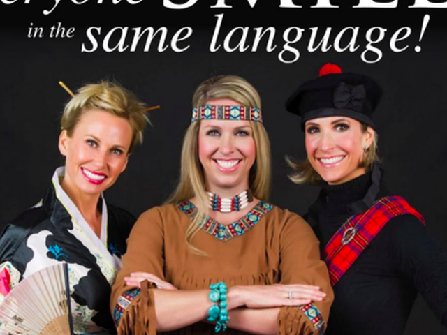 North Carolina Dentists Apologize After Cosplaying in Native American, Japanese Clothing for 'Whitening' Service