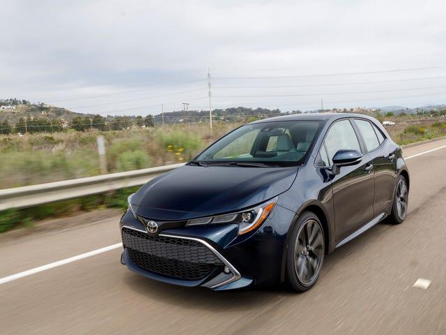 Toyota Might Stwórz wersję Corolli GRMN Hot Hatch