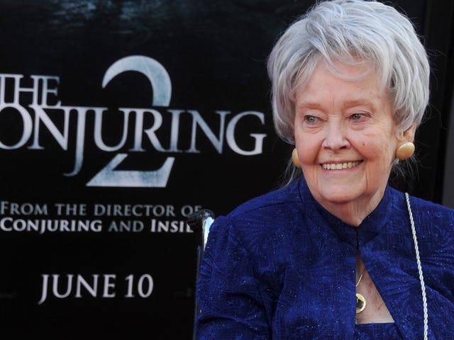R.I.P. Lorraine Warren, author and paranormal investigator