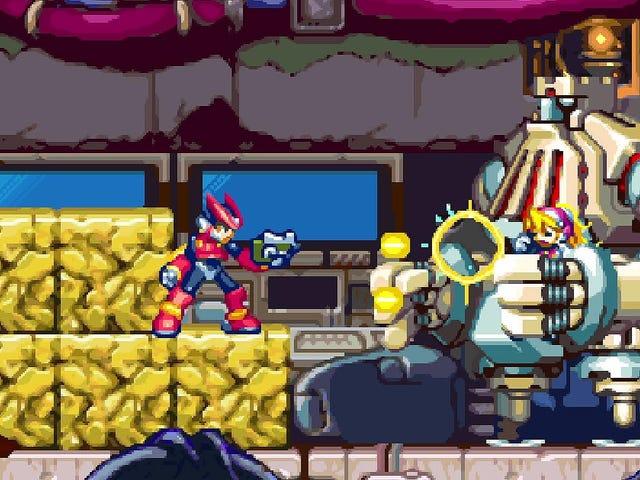 Nye sjekkpunkter gjør Mega Man Zero Legacy-samlingen verdt det