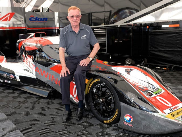 Innovative Race Car Constructor And Motorsport Pioneer, Dr. Don Panoz, Is Dead At 83