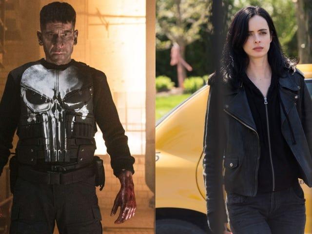 Netflix confirma nuestras sospechas: The Punisher y Jessica Jones han sido canceladas