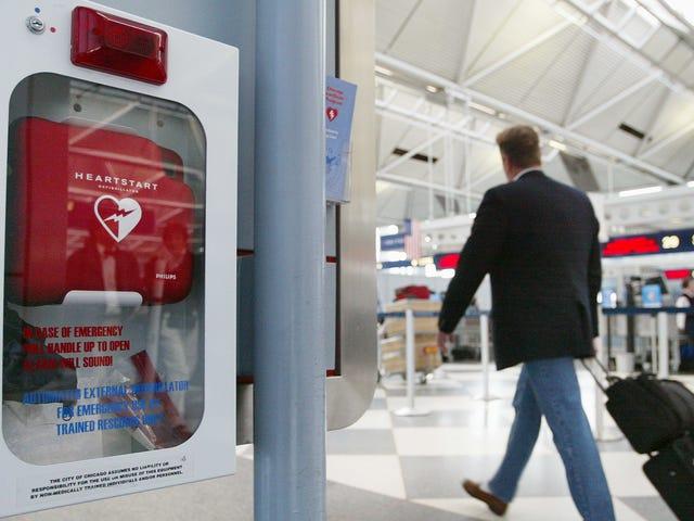 Pour sauver des vies, découvrez ce qu'est un DAE et comment en utiliser un