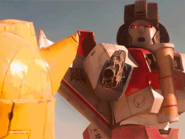 Denne Live-Action Transformers Fanfilm er bedre enn alle Michael Bays forsøk