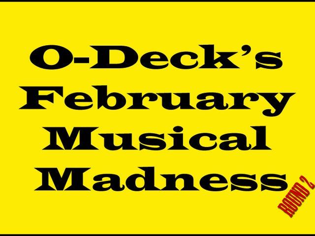 Fevereiro Musical Madness Round 2