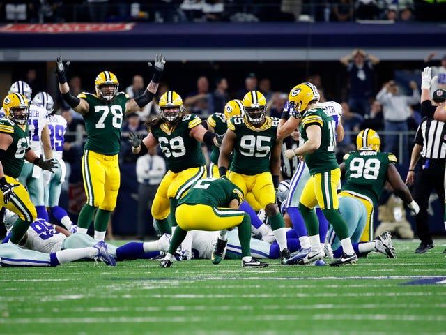 Bookies เวลาน้อย: ซีซั่น 2016 ของ NFL ไม่ได้ใจดีสำหรับเรา