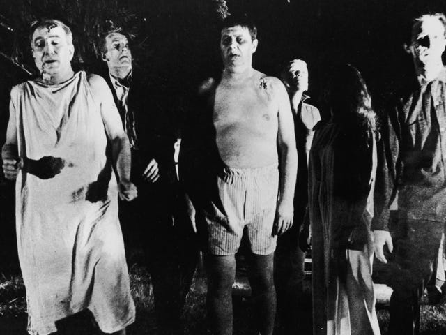 Night Of The Living Dead is coming to get you, America—and we've got free tickets