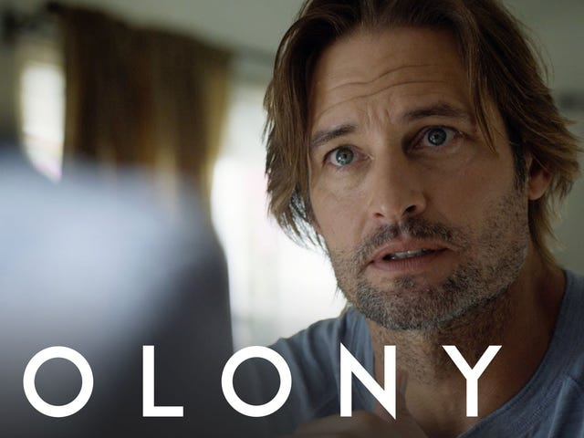 Josh Holloway Betrays Humanity to Save His Son In The Colony Trailer